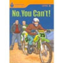 画像1: 【Foundation Reading Library】Level 6:No,You Can't!