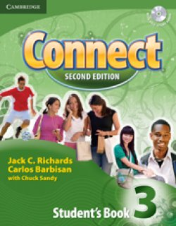 画像1: Connect 3 2nd edition Student Book with CD