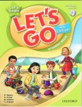 Let's Go 4th Edition Begin Student Book with CD Pack