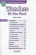 内容チェック!1: Oxford Read and Discover レベル4:Wonder of the Past