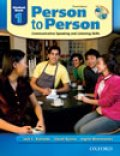 Person to Person 3rd edition 1 Student Book with CD