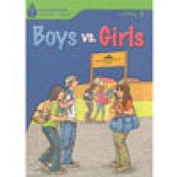 画像1: Level 5:Boys VS Girls