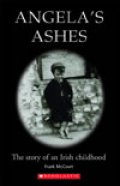 【Scholastic ELT Readers】Level3 Angela's Ashes(アンジェラの灰)Book & CD
