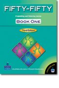 Fifty Fifty 3rd edition Book One Student Book