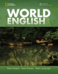 World English level 3 Student Book with Student CD-ROM