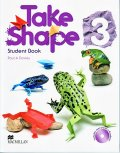 Take Shape level 3 Student Book with eReader