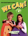 We Can! 6 Student Book with CD
