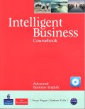 Intelligent Business Advanced Coursebook with Audio CD