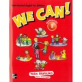 We Can! 1 Workbook with CD