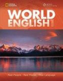 画像1: World English level 1 Student Book with Student CDROM