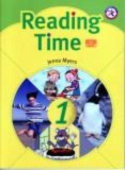 画像1: Reading Time level 1 Student Book