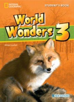 画像1: World Wonders 3 Student Book with Audio CD