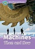 Oxford Read and Discover レベル4:Machines Then and Now MP3 Pack