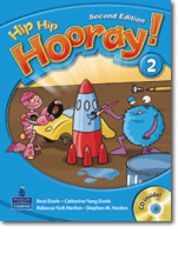 画像1: Hip Hip Hooray 2nd Edition 2 Student Book with CD
