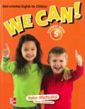 We Can! Starter Student Book with CD
