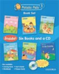 Potato Pals 1 Reader set w/CD