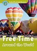 Oxford Read and Discover レベル3:Free Time Around the World MP3 Pack