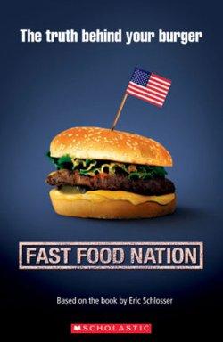 画像1: 【Scholastic ELT Readers】Level 3 Fast Food Nation(ファスト・フード・ネイション)