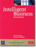 Intelligent Business Intermediate Coursebook w/CD Pack