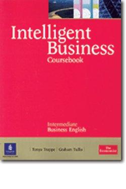 画像1: Intelligent Business Intermediate Coursebook w/CD Pack