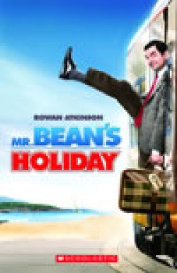 画像1: 【Scholastic ELT Readers】Level1 Mr Bean's Holiday(ミスタービーン・カンヌで大迷惑!?)Book only
