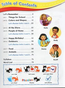 画像3: Let's Go 4th Edition level 1 Student Book with CD Pack