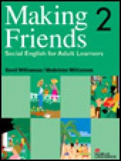 画像1: Making Friends 2 Student Book 大人のためのやり直し英会話