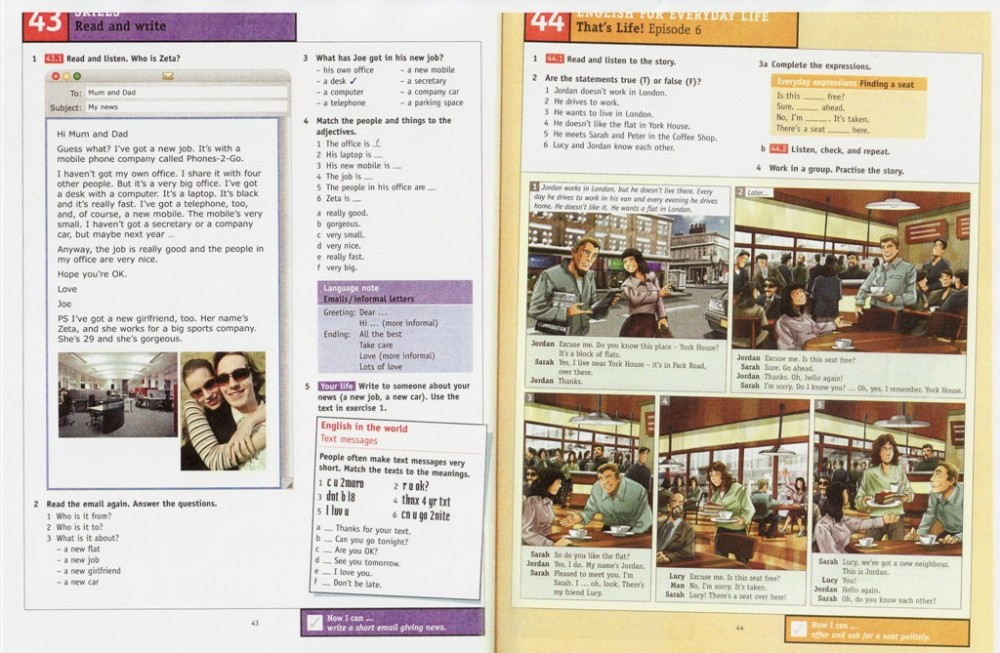 English For Life Beginner Students Book