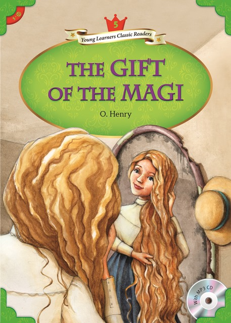 Level5the gift of the magi ak books online store level5the gift of the magi 9781599666815 negle Images