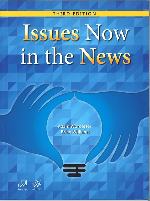 issues now in the news 3rd edition with mp3 cd ak books online store
