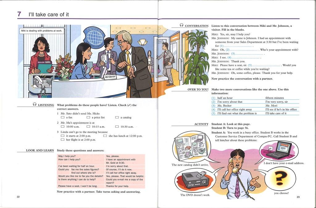 passport to work student book w cd