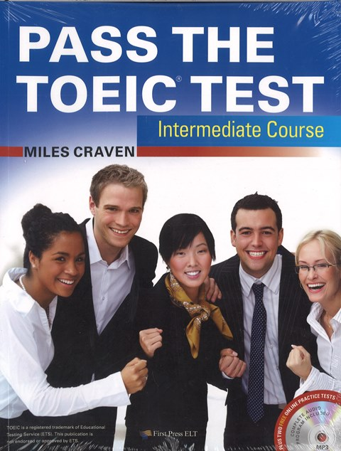 Pass the TOEIC test - Intermediate Course with complete