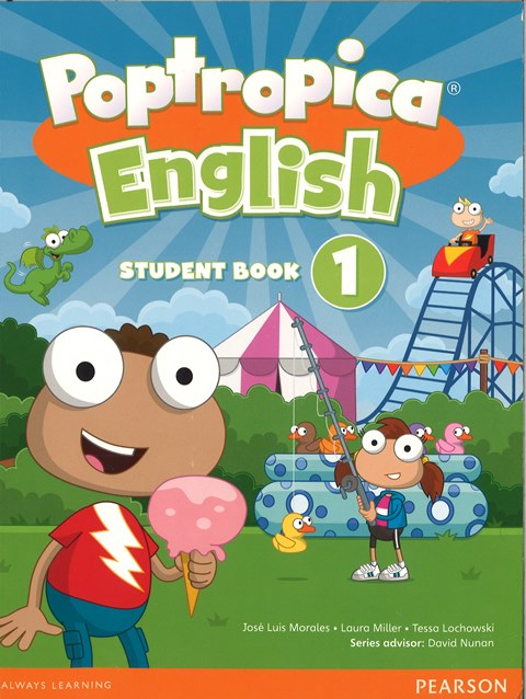 poptropica english level 1 student book ak books online store