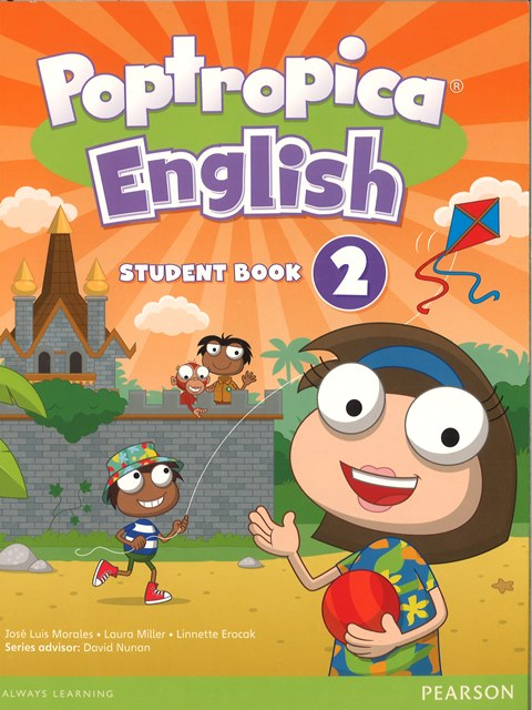 poptropica english level 2 student book ak books online store
