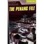 画像: 【Cambridge English Readers】The Penang File level Starter