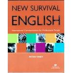 画像: New Survival English Student Book with Self-Study CD