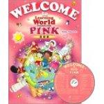 画像: Welcome to Learning World Pink CD付指導書