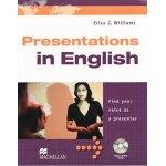 画像: Presentations in English with DVD