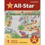 画像: All Star 1 Student Book with Work-out CD-ROM 2nd edition