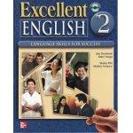 画像: Excellent English Level 2 Student Book with Audio CD