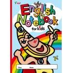 画像: English Notebook for Kids バナくん