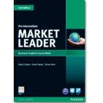 画像: Market Leader PreIntermediate 3rd Edition Coursebook with DVD-ROM