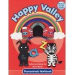 画像: Happy Valley level 1 Phonanimals Workbook