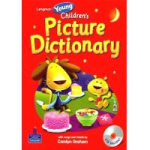 画像1: Longman Young Children's Picture Dictionary with CD