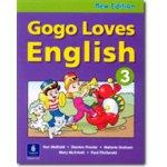 画像: Gogo Loves English 3 Student Book