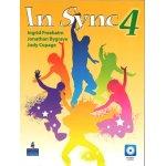 画像: In Sync 4 Student Book with Student CD-ROM
