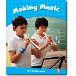 画像: 【Pearson English Kids Readers】Making Music