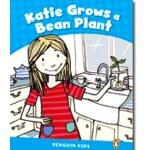 画像: 【Pearson English Kids Readers】Katie Grows a Bean Plant
