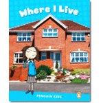 画像: 【Pearson English Kids Readers】Where I Live