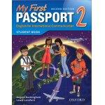 画像: My First Passport 2nd edition 2 Student Book